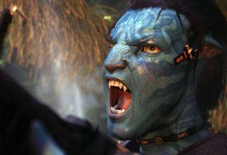 Avatar yell