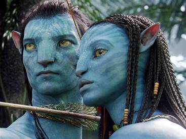 The Magic Behind Creating The Cgi Na Vi Characters In Avatar Avatar Blog