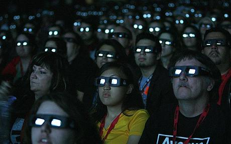 92a9915a2d Did you keep your AVATAR 3D glasses after you left the movie theater  Many  people saw AVATAR in 3D