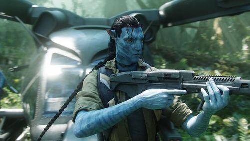 Jake blue gun