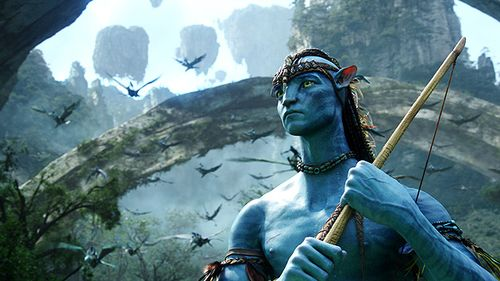 How avatar 3d is different from a regular movie thanks to creative 3d