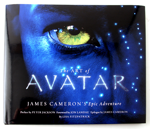 Bookcover art of avatar